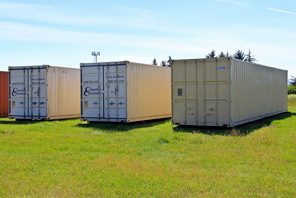 Rent To Own Storage Containers Part - 44: We Offer Free Quotes On All Of Our Containers To Prospective Customers.