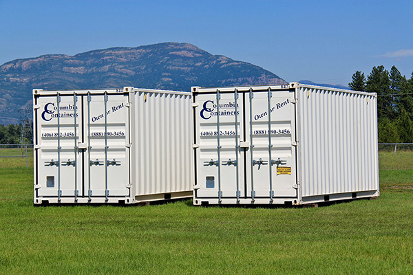 Shipping Containers Montana